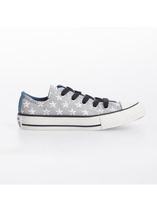 Converse Junior CT Ox Lucky Stone Charcoal