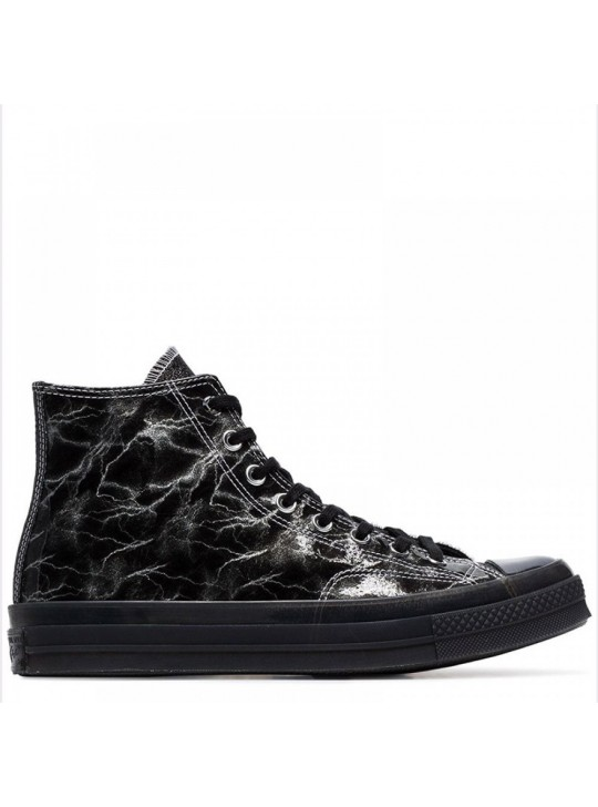 Converse Chuck Taylor All Star 70s High Lightning Black