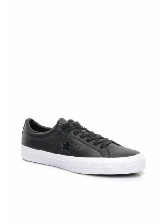 Converse One Star Premium Leather Low Top