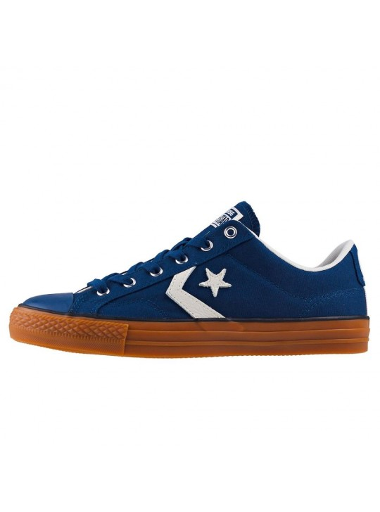 Converse Star Player Ox Navy Gum