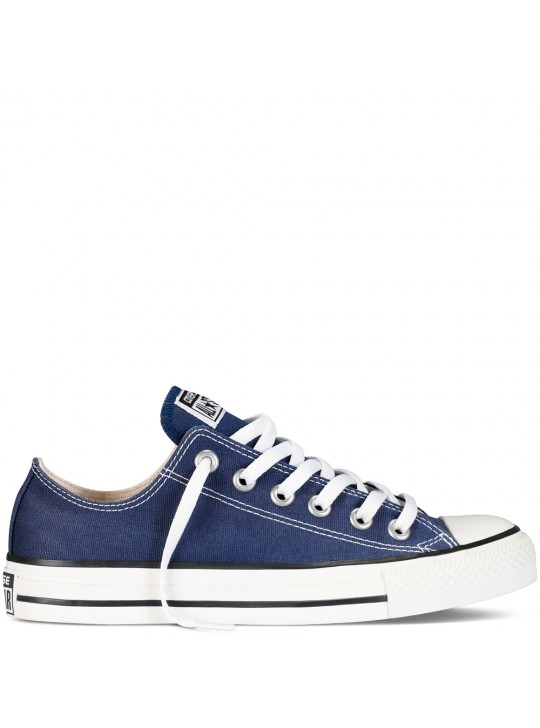 Converse Unisex Chuck Taylor All Star Low Tops Navy  Trainers