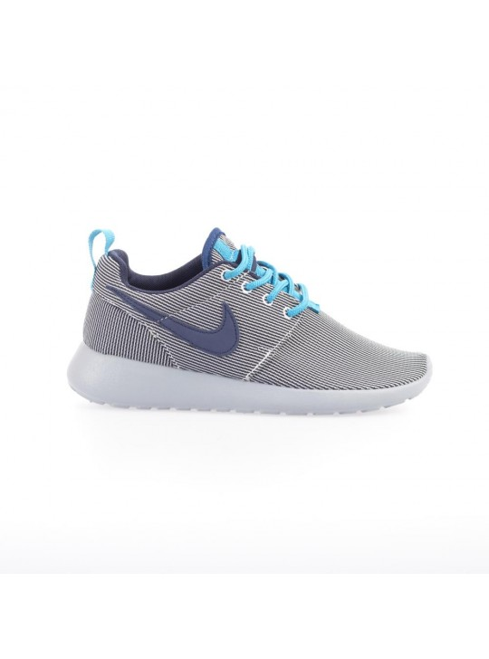 Nike Infant's Grey Roshe Run  Print Trainers