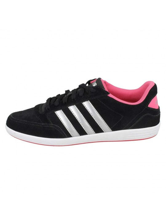 Adidas Neo Womens Hoops Pink Trainers