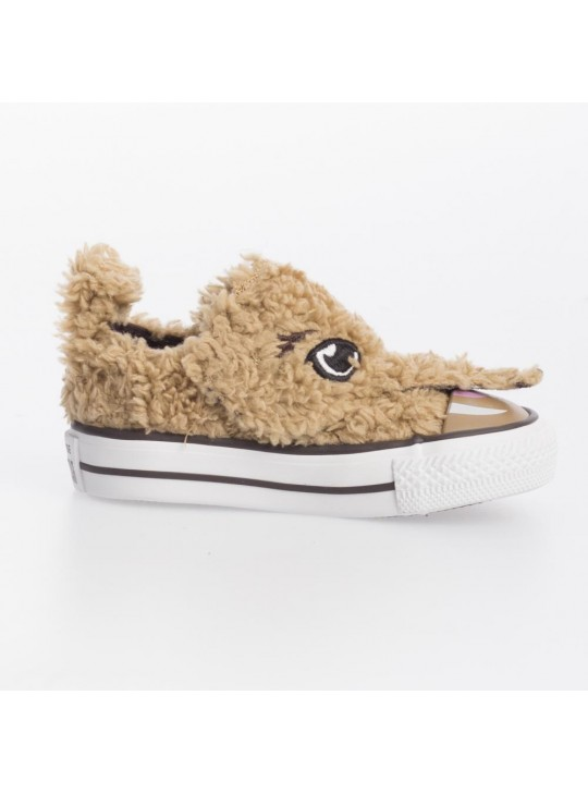 Converse Infant CT Creatures Ox Brown