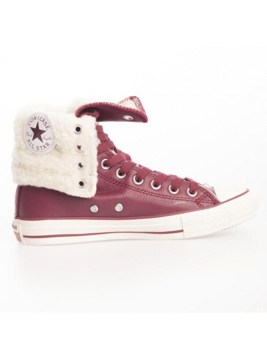 Converse CT Red Fold Hi
