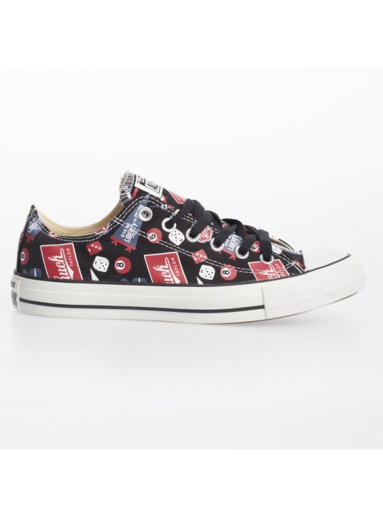 Converse Unisex CT Ox Black