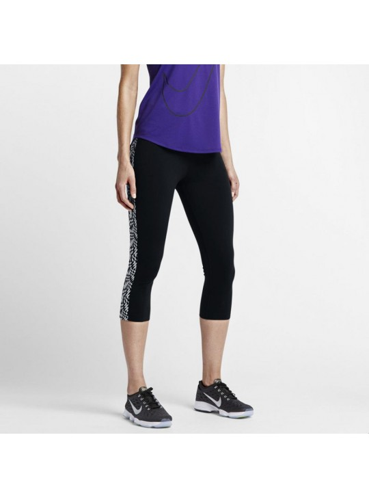 Nike Women's Legendary Checker 2.0 Capris Tights