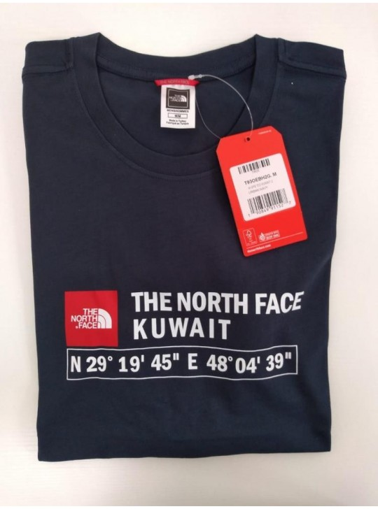 The North Face T-shirt Urban Navy Kuwait