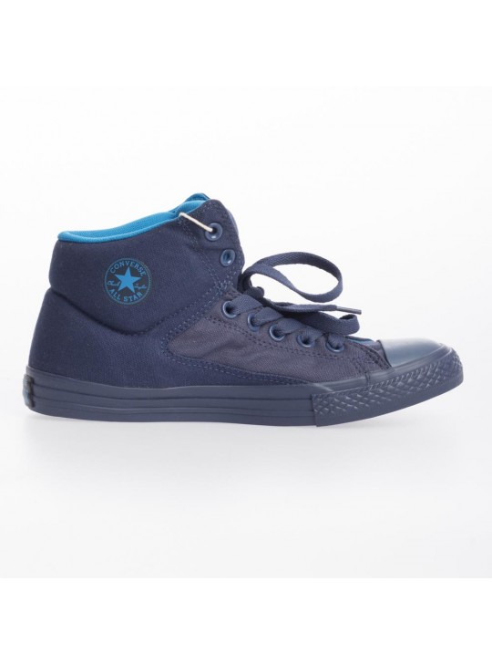 Converse Junior CT High Street Hi Navy