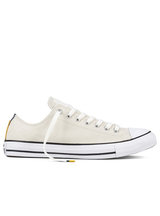 Converse Chuck Taylor All Star Leather Lo White