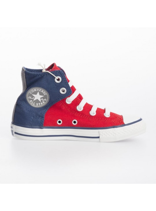 Converse Junior CT Easy Hi Red