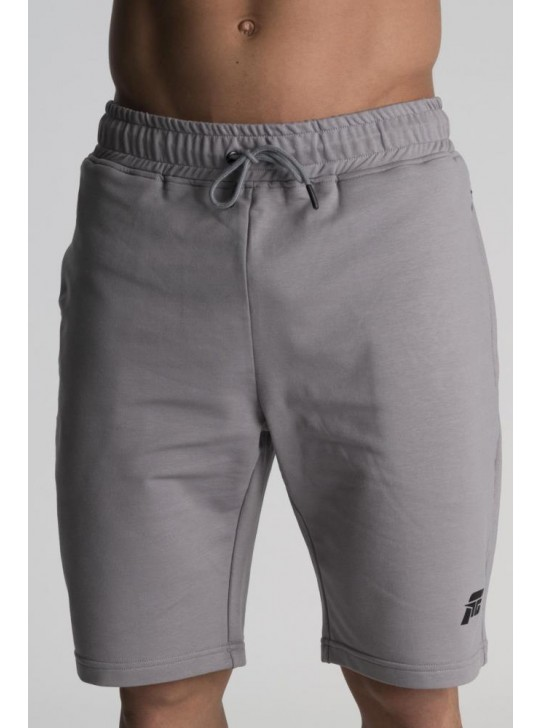 Feed The Gains FTG Men's DRY-TECH Shorts - Grey