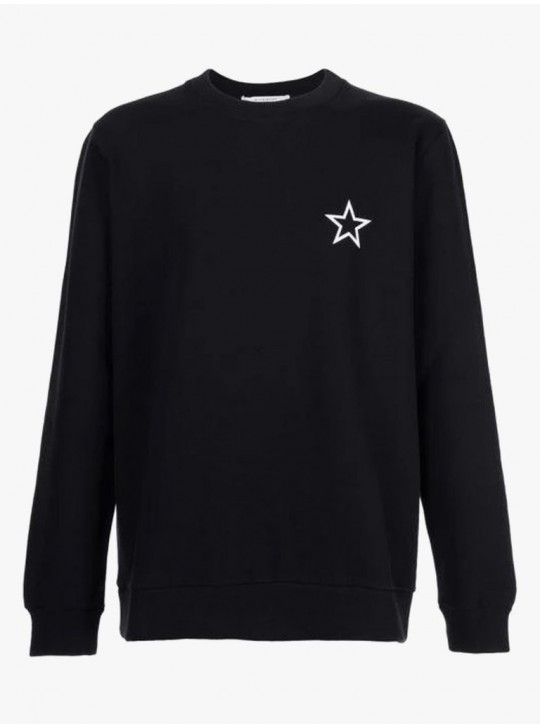 Givenchy mens star sweatshirt